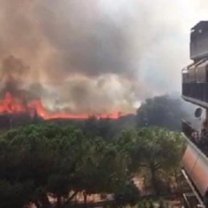 """Tristano Dello Ioio: """"Coordinamento unico tra i Comuni per prevenire gli incendi"""""""