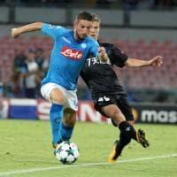 Napoli, dalla Champions al campionato