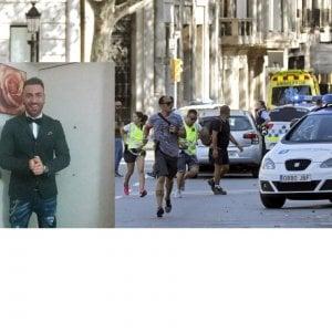 Barcellona, tra i feriti un operaio 33enne di Pozzuoli