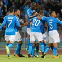 Napoli in pole position, scatta la volata scudetto