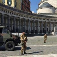 Dopo Barcellona: rafforzate a Napoli le misure di sicurezza
