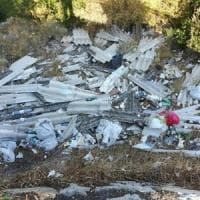 Discarica di amianto in Costiera, la denuncia degli ambientalisti