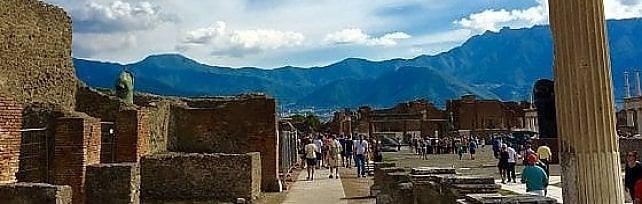 Pompei, aumenta il biglietto per gli scavi  passa da 11 euro a 15 euro