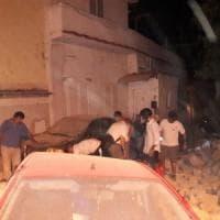 Terremoto a Ischia, due vittime. Crolla abitazione, famiglia imprigionata: in salvo padre...