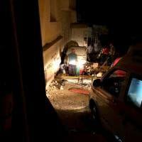 Ischia, scossa di terremoto: le prime immagini dal luogo del sisma