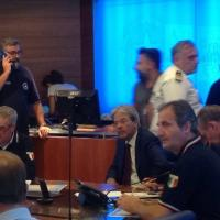 Terremoto Ischia, la Potezione civile al lavoro: c'è anche Gentiloni