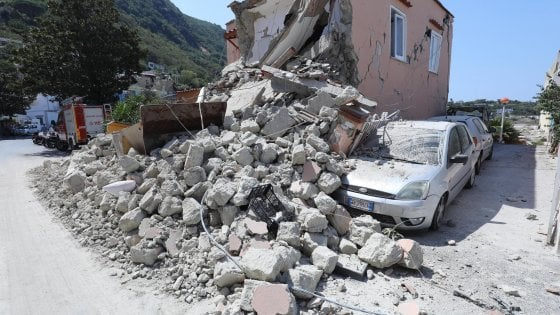 Terremoto Ischia, la Procura valuta inchiesta per disastro colposo