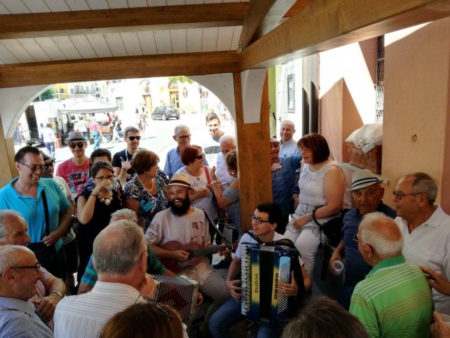 Sponz Fest di Vinicio Capossela, concerto in barberia