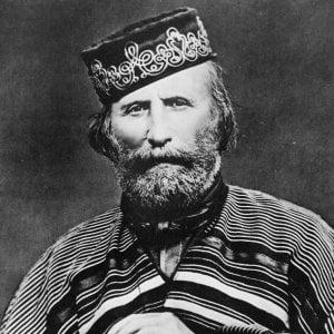 Gli assurdi attacchi di Povia a Garibaldi