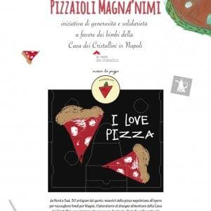 Gara di solidarietà tra 30 artigiani della pizza per finanziare progetti a favore dei bimbi della Sanità