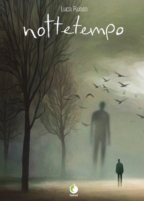 """""""Nottetempo"""": Tunué pubblica la nuova graphic novel di Luca Russo"""