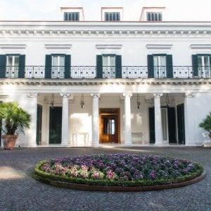 Il G7 dei Parlamenti a Napoli, tour da Villa Rosebery agli scavi di Pompei