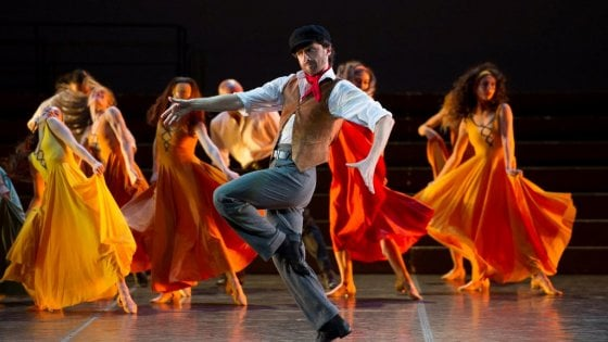 Il balletto Zorba il Greco di Lorca Massine chiude il San Carlo Opera Festival 2017