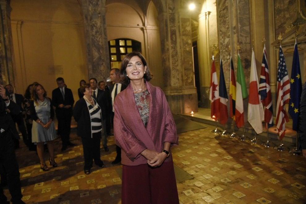 """Boldrini: """"Napoli capitale culturale capace di dire basta"""""""