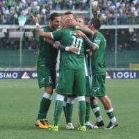 L'Avellino travolge il Foggia 5-1, i tifosi sognano
