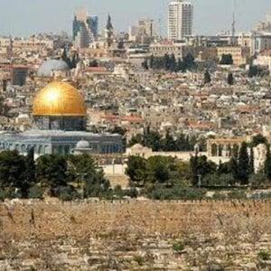 Le lacrime di Gerusalemme