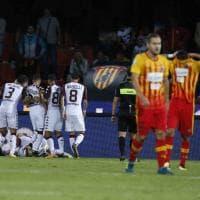 Benevento- Torino: 0-1