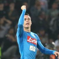 A Bologna gol del Napoli: Callejon segna l'1-0
