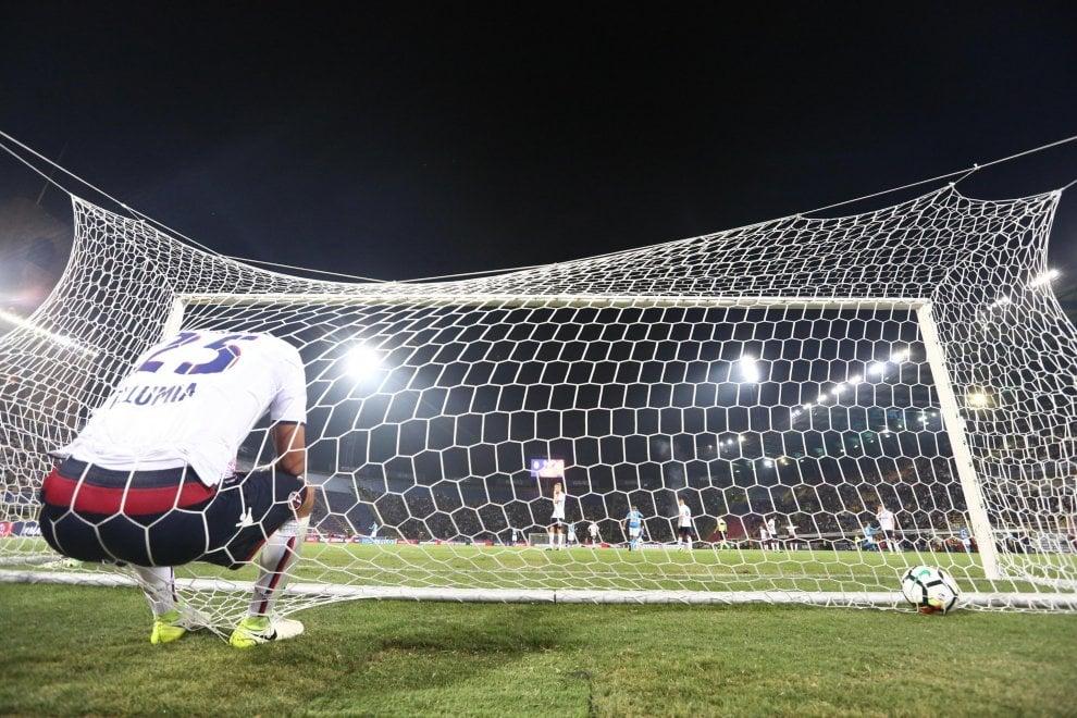 Bologna- Napoli: 0-3