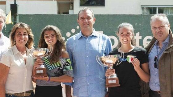 Campionati italiani giovanili di tennis, quinto titolo per Federica Sacco