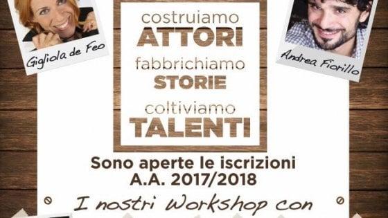 A Napoli ritorna la scuola degli attori per gli attori
