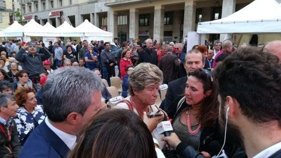 """Potenza, Susanna Camusso: """"Basta alla politica dei bonus e degli incentivi. Puntare su una politica vera di investimenti"""""""