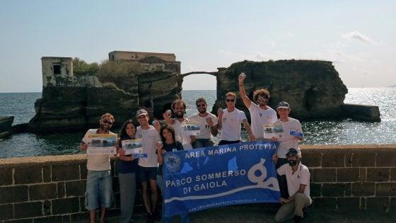 La Gaiola è l'area marina protetta più amata d'Italia