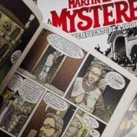 Potenza, fumettista lucano tra i personaggi di Martin Mystère