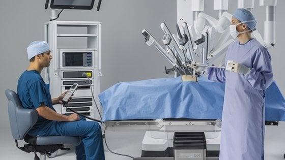 Robot e chirurgia tre progetti innovativi della Federico II