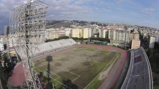 """Stadio Collana, il Consiglio di Stato """"Datelo in gestione alla società Giano"""""""