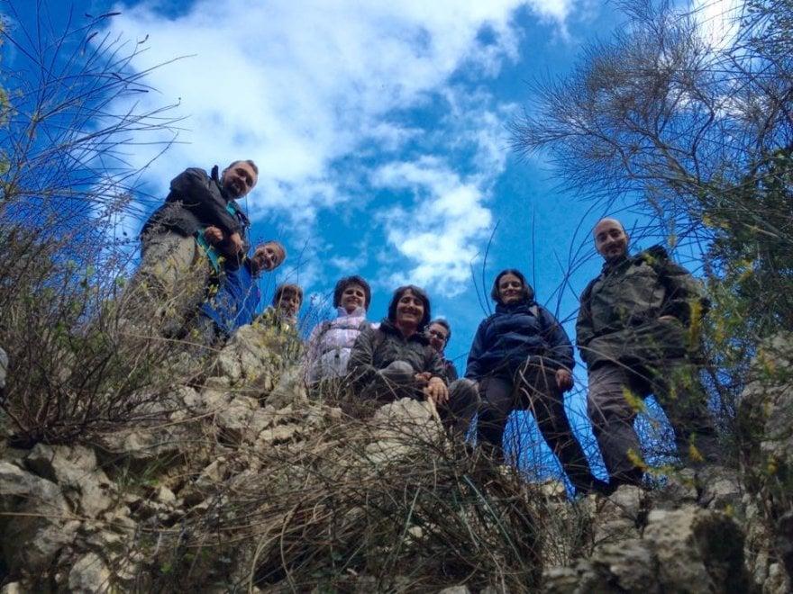 """""""E andammo ad ammirar i solchi"""": un pomeriggio di trekking per scoprire natura e tradizione di Castel Morrone"""