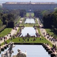 La fontana della Reggia di Caserta ospiterà la gara di canottaggio Oxford-Cambridge