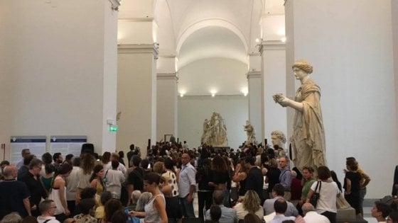 Museo Archeologico Nazionale.Museo Archeologico Nazionale Gare Da 7 Milioni Per Ristorante E