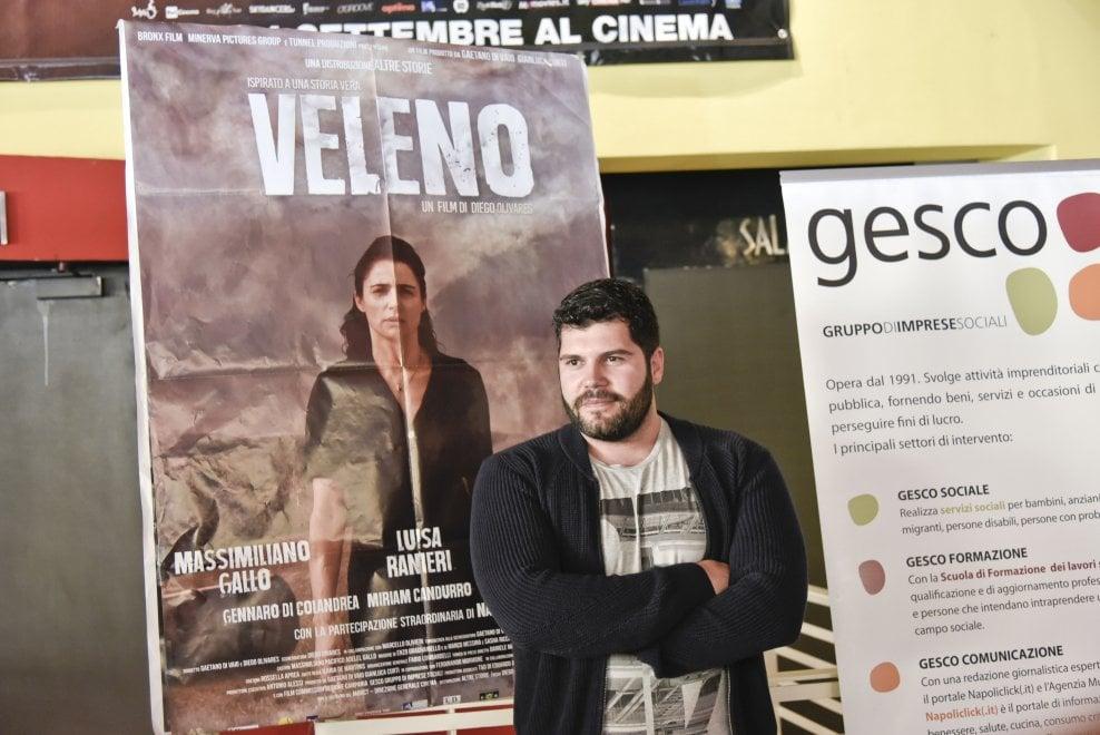 """La presentazione del film """"Veleno"""" al Modernissimo"""