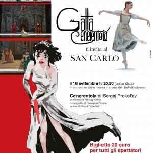 Al San Carlo il balletto Cenerentola