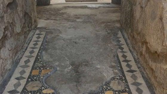 Pompei: aprono per la prima volta al pubblico il complesso di Championnet e la Casa del Marinaio