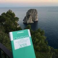 Capri, presentata la guida di Repubblica ai sapori e ai piaceri della Campania