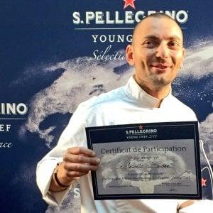"""E' napoletano il migliore """"young chef"""" che rappresenterà la Francia nel mondo"""