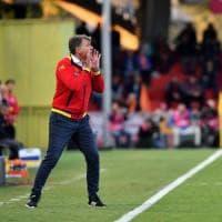 """Dzeko passa sui resti del Benevento. Baroni: """"Non sono pazzo, ci salviamo"""""""