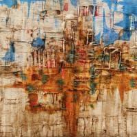 """""""mArgine"""", i viaggi e le speranze degli immigrati, nella mostra di Battimiello a Villa Favorita"""