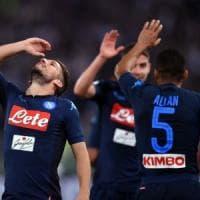 E il Napoli rivive il brivido Maradona: cinque vittorie di fila come nel