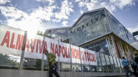 Elezioni Rsu Almaviva Napoli: vittoria della Cgil