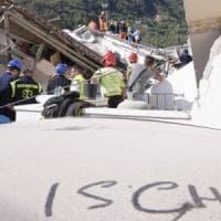 Terremoto a Ischia, un mese dopo: