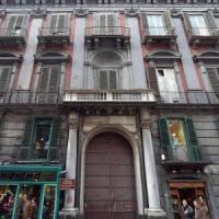 Via Toledo, la Casa del cinema a Palazzo Cavalcanti