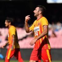 Doping: positivo il capitano del Benevento Lucioni