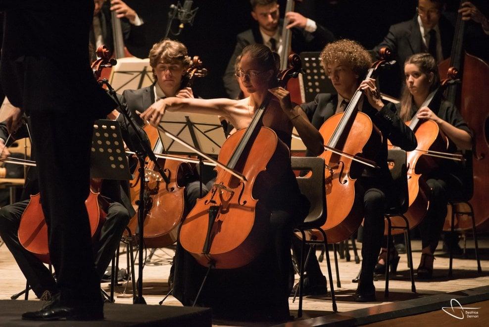 Filarmonici Friulani in concerto a Ischia per i terremotati
