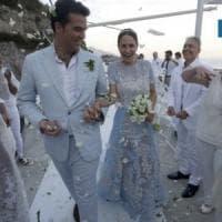 Noemi Letizia, matrimonio in crisi. Insulti e liti, polizia in casa