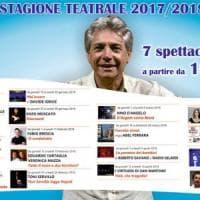 Nino D'Angelo annuncia su Fb la stagione teatrale del Trianon: 7 spettacoli a 100 euro
