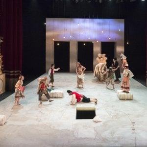 """Il sogno di Gabriele Russo: """"In viaggio con sei registi nel teatro di Shakespeare"""""""