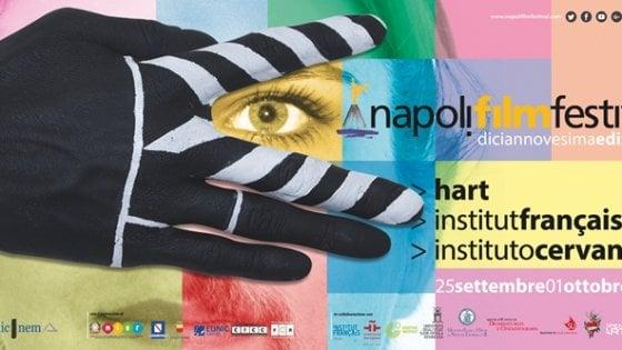 Sold out al Napoli Film Festival per l'incontro con Castellitto e Mazzantini